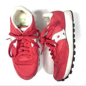 Saucony Women's Jazz Lowpro Sneaker Pink